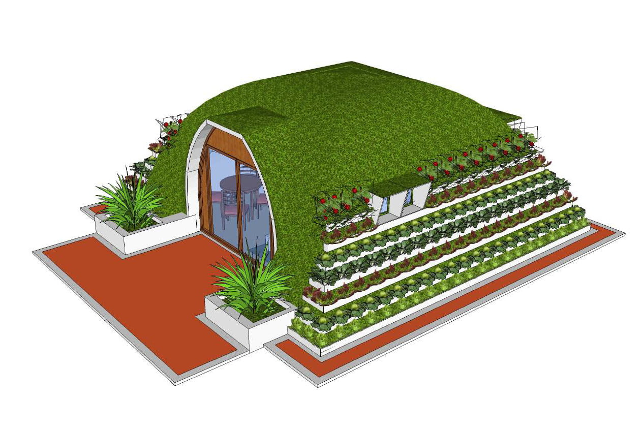 green magic homes are prefab houses covered in plants waikiki 88