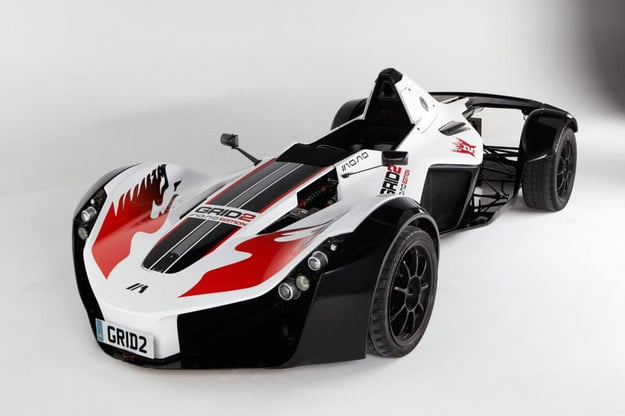 GRID2: Mono Edition BAC Mono