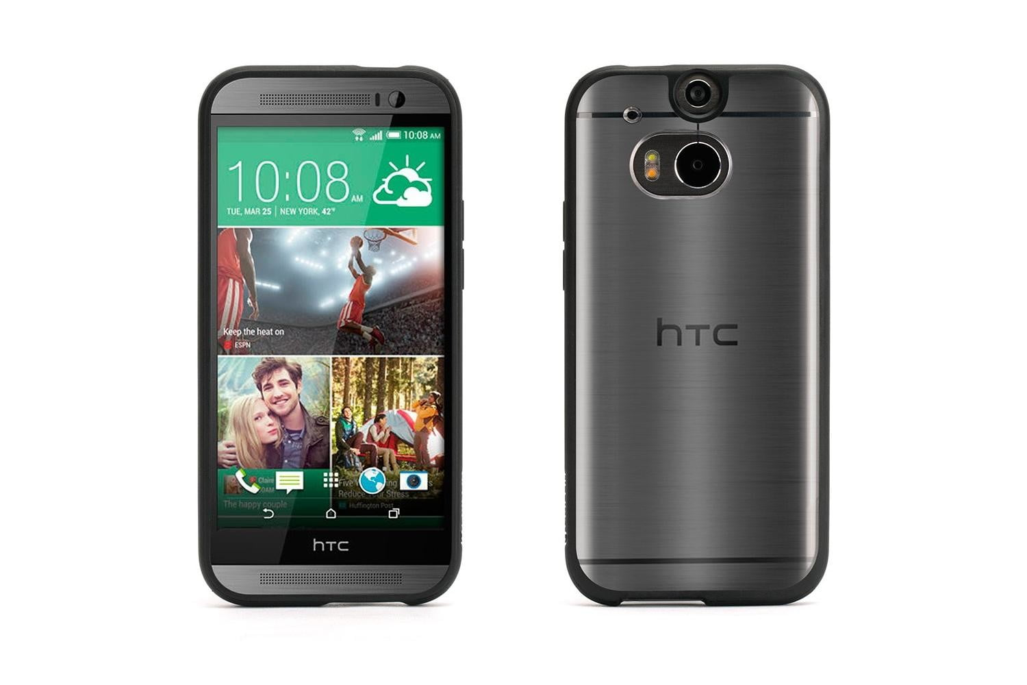 best htc one m8 cases griffin reveal