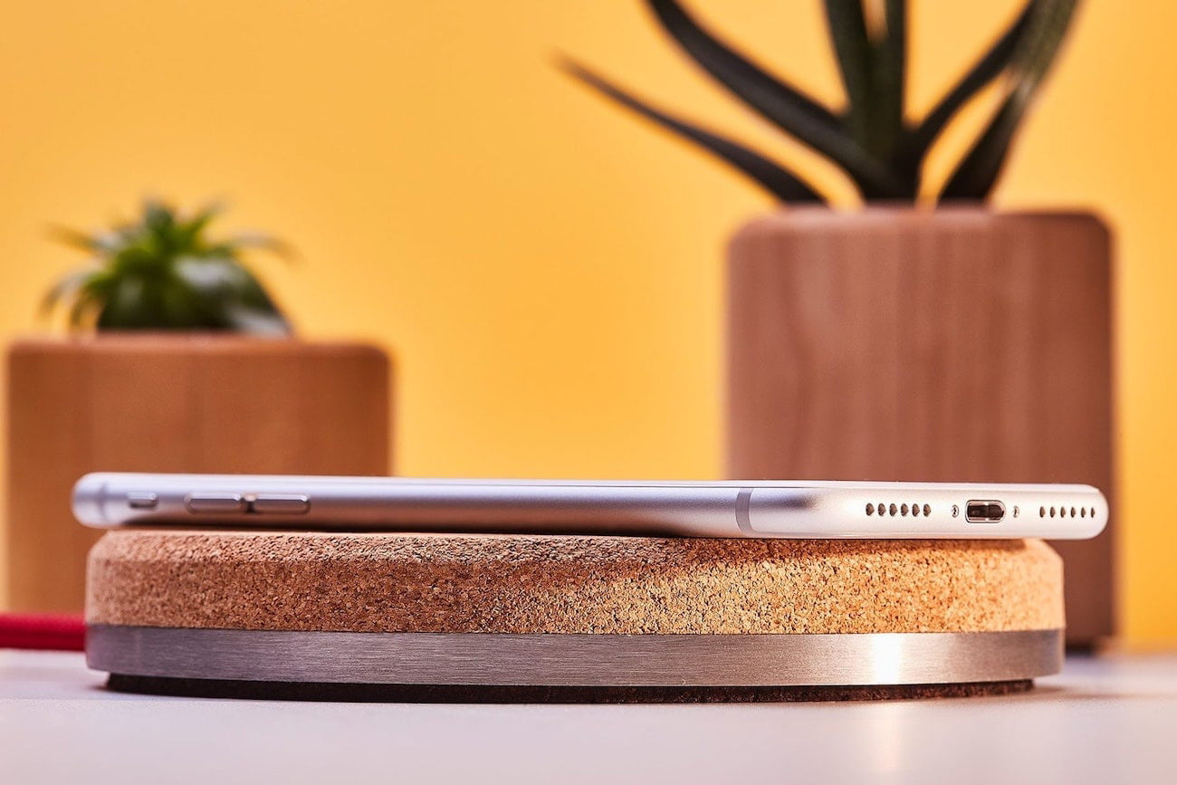 Grovemade Wireless Charging Pad Review press profile