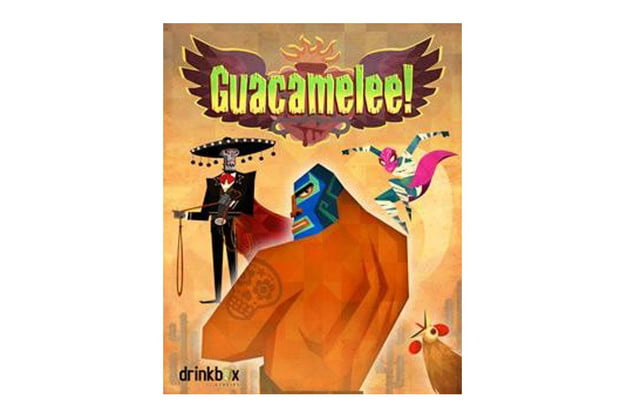guacamelee review cover art