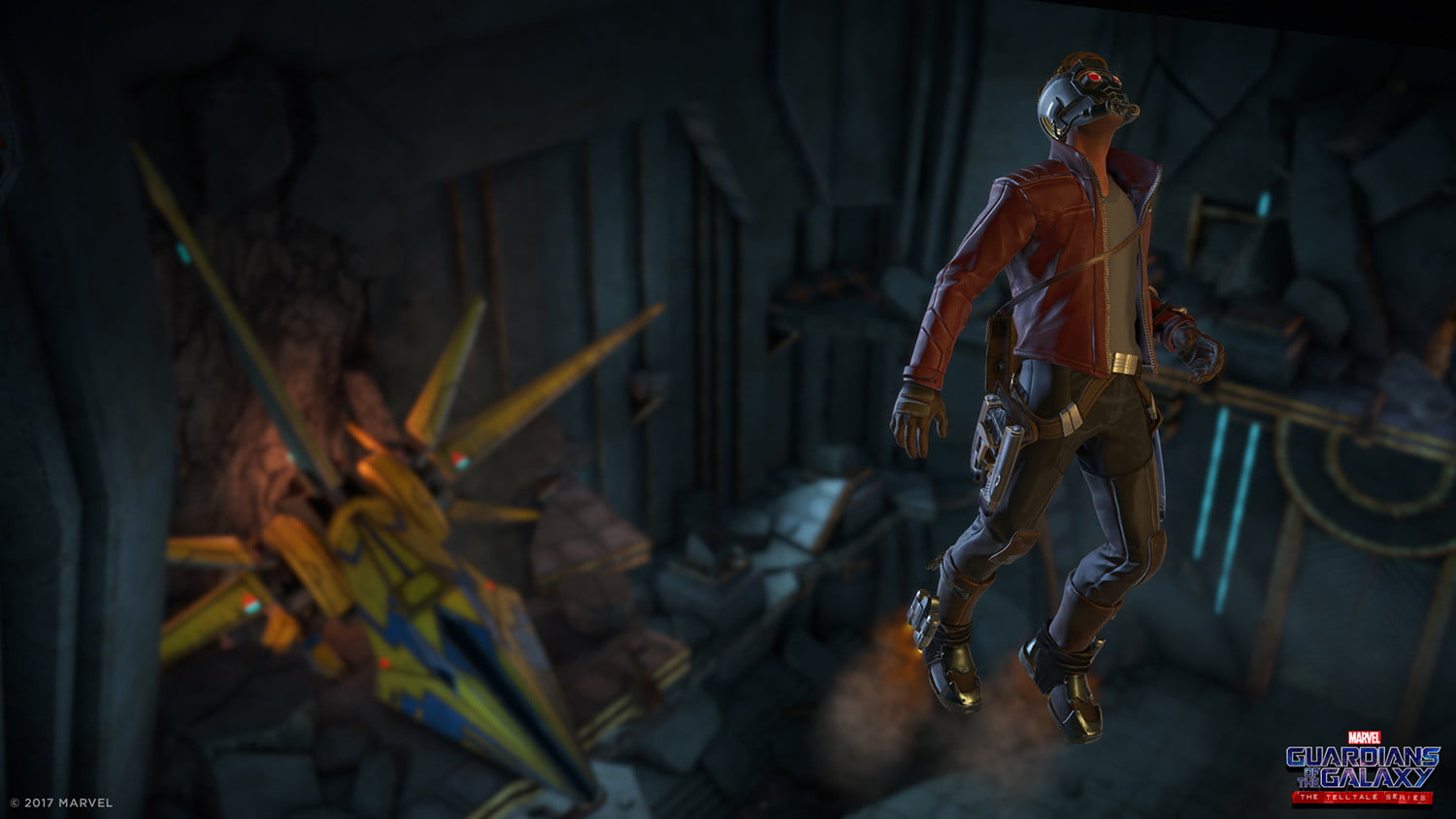 telltale guardians of the galaxy hands on review telltale5