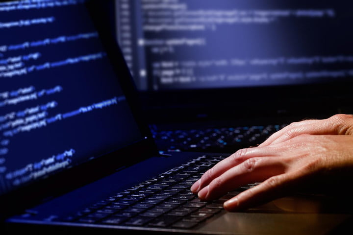 kentucky hospital subjected to ransomware hacker keyboard