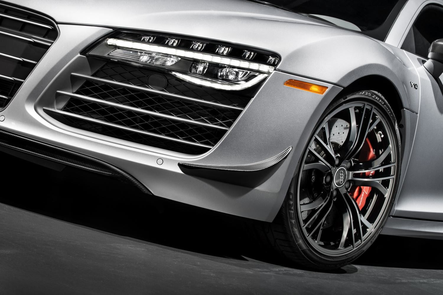 2015 Audi R8 Competition