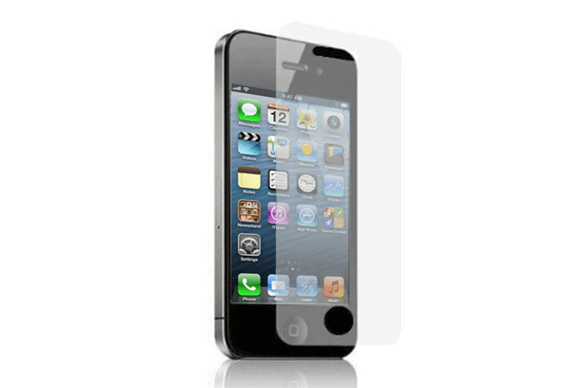 best iphone 5 screen protectors halo protector film high definition