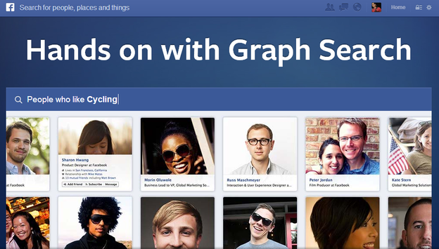 hands on with facebook graph search