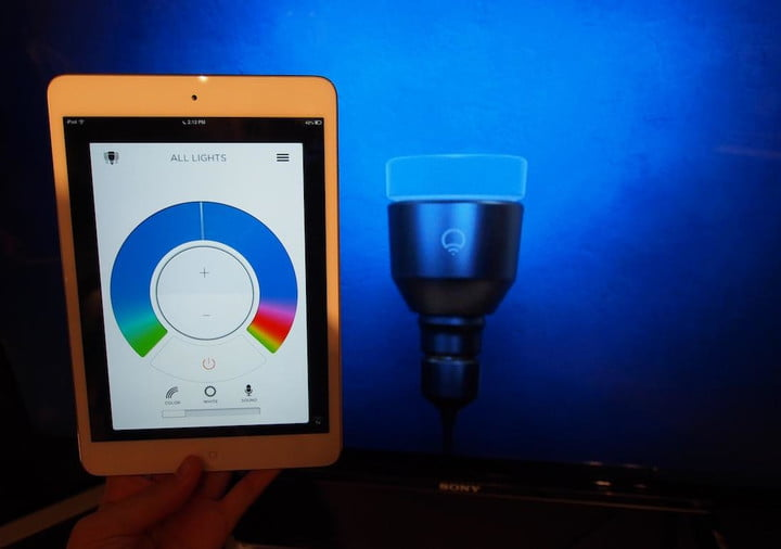 lifx led smart bulbs preview hands on with