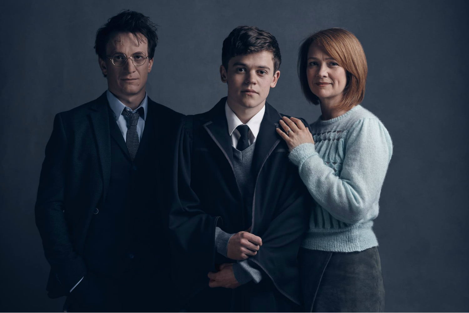 harry potter and the cursed child cast photos 1