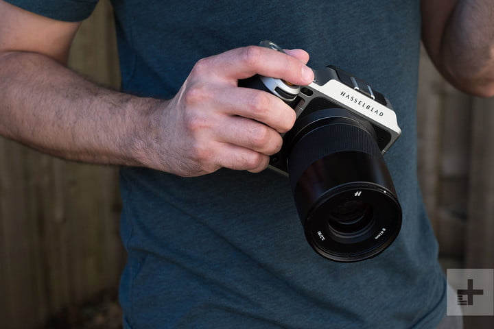 Hasselblad X1D 50c Review side