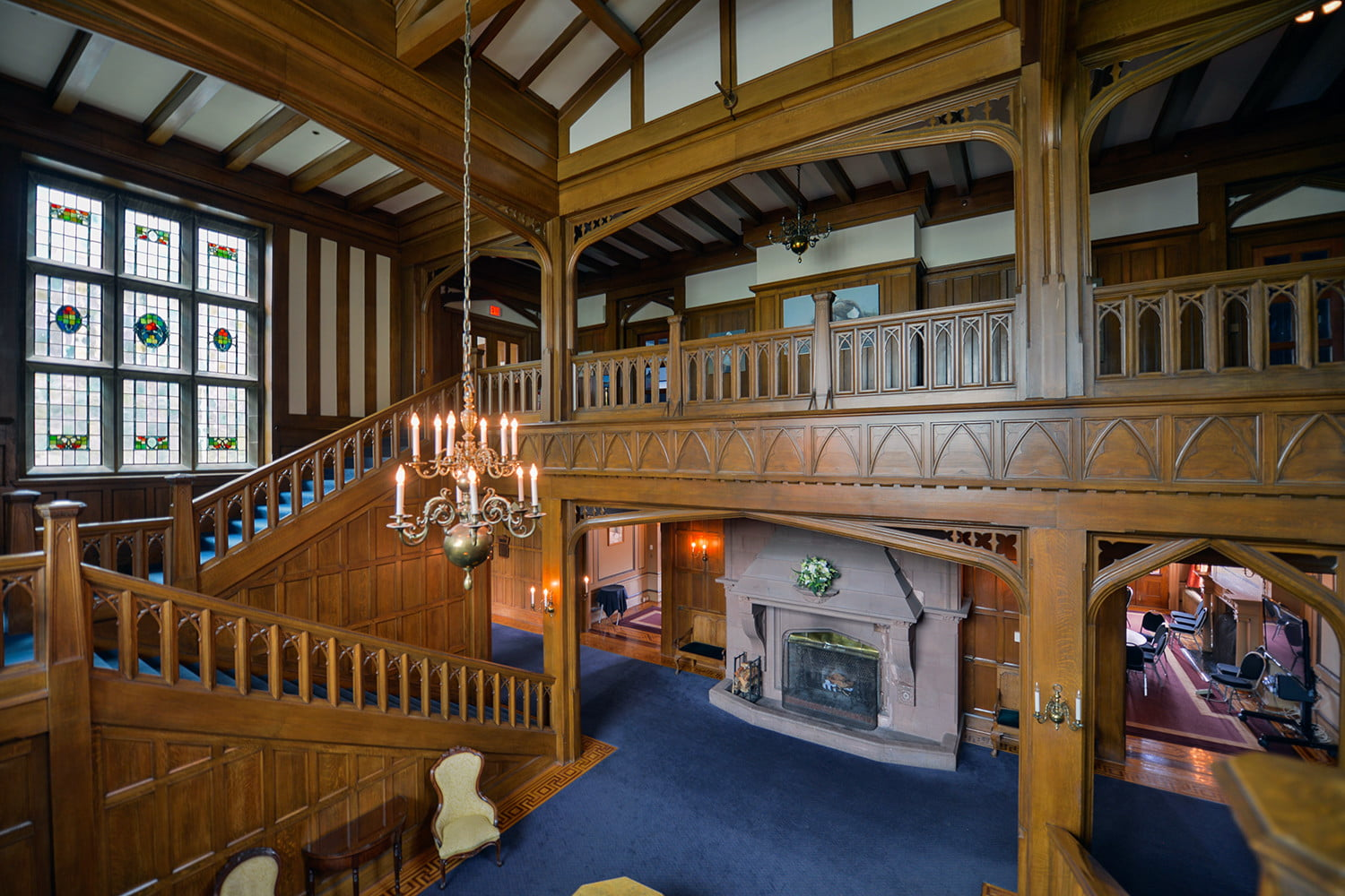 10 famous movie locations you can actually visit hatley castle  main hall