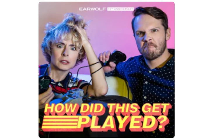 How Did This Get Played podcast.