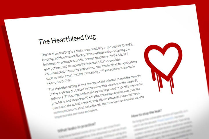 two apple airport base stations were vulnerable to heartbleed but have been patched bug