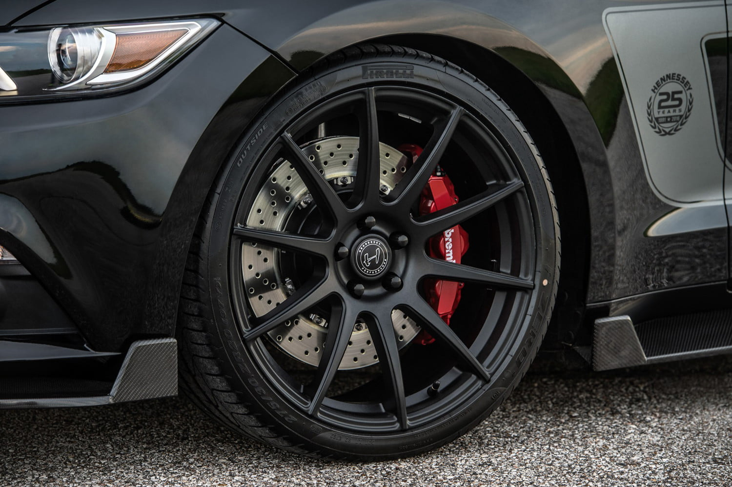 Hennessey HPE800