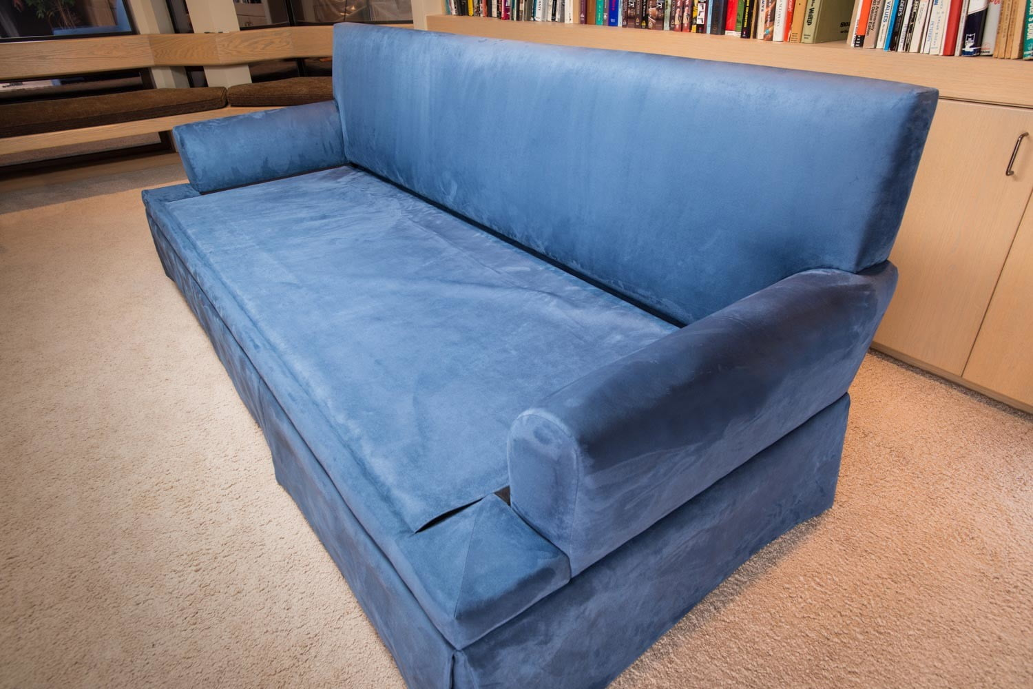 couchbunker bullet resistant sofa gun safe heracles research corporation 007