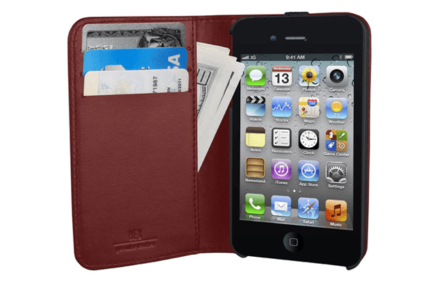 best iphone 4s cases hex axis wallet for 4
