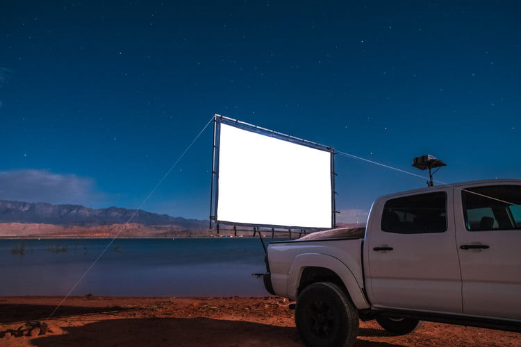 hitch theaters drive in home theater hitchtheaters1