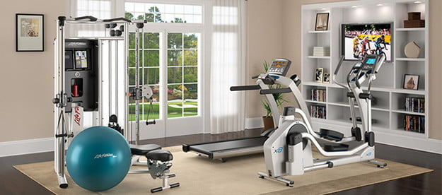 home gym total system multifunction