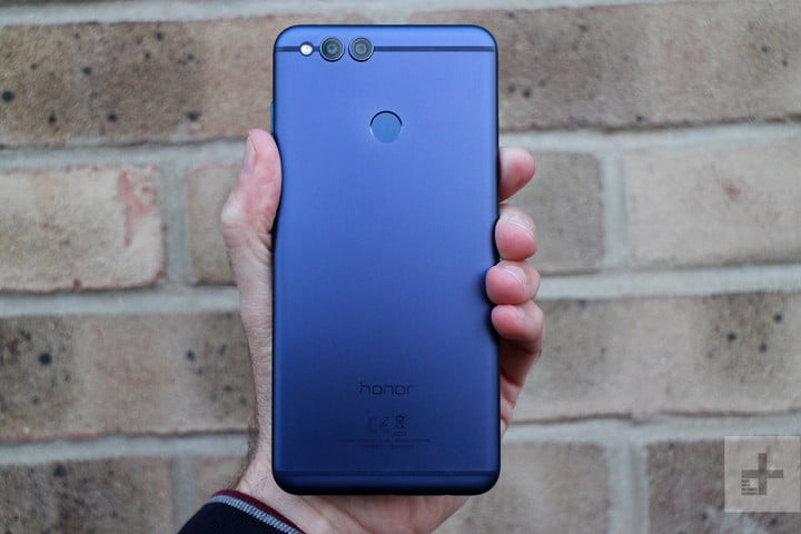 honor 7x review back full