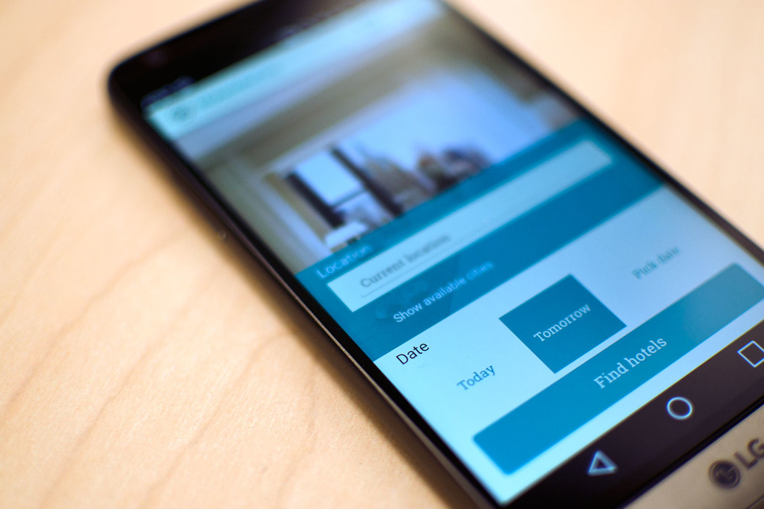 on demand apps coming soon hotels by day app main