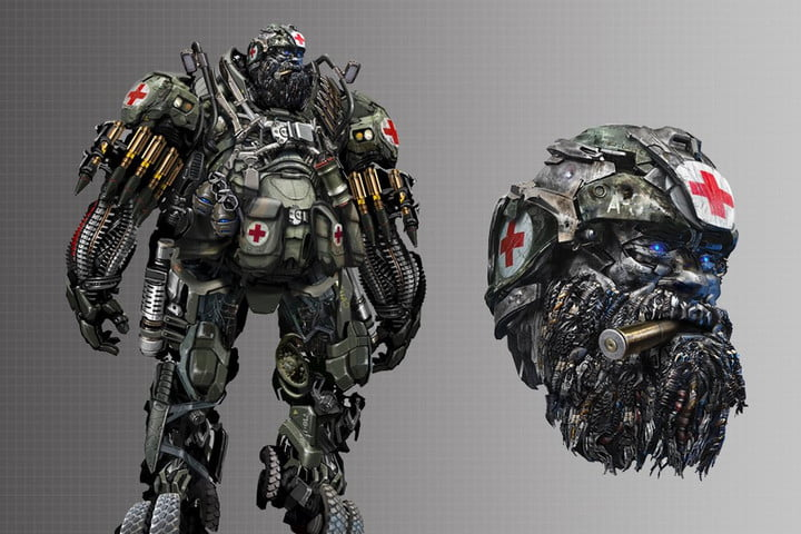 hound transformers the last knight