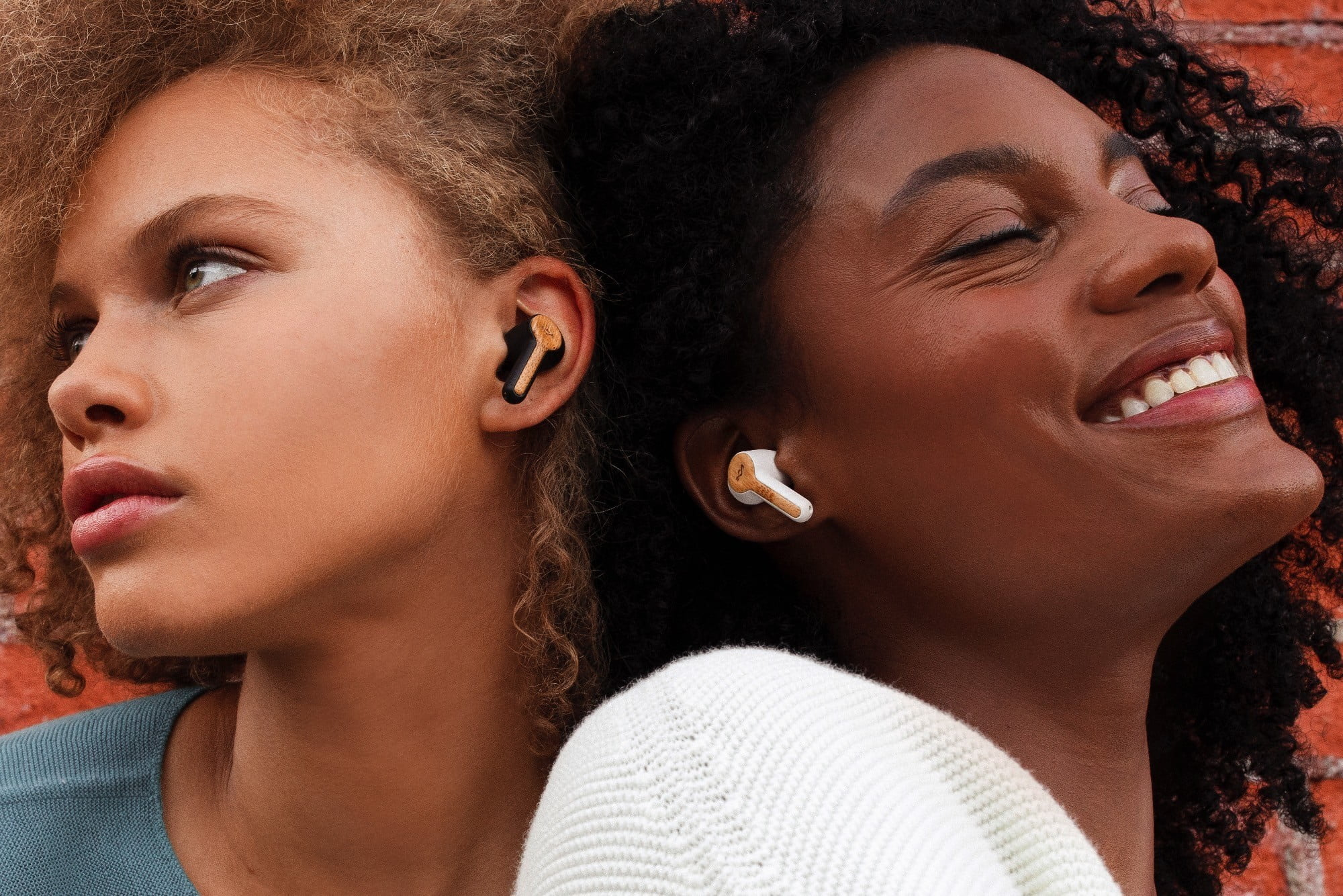 House of Marley continues its eco-friendly theme with its 0 Rebel earbuds