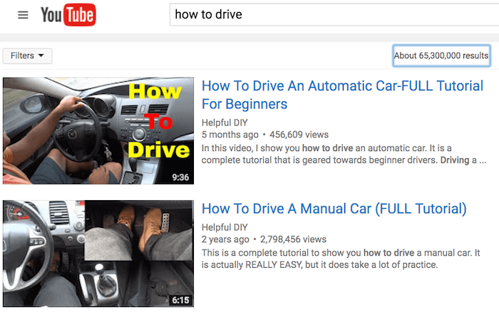 boy youtube driving lessons how to drive