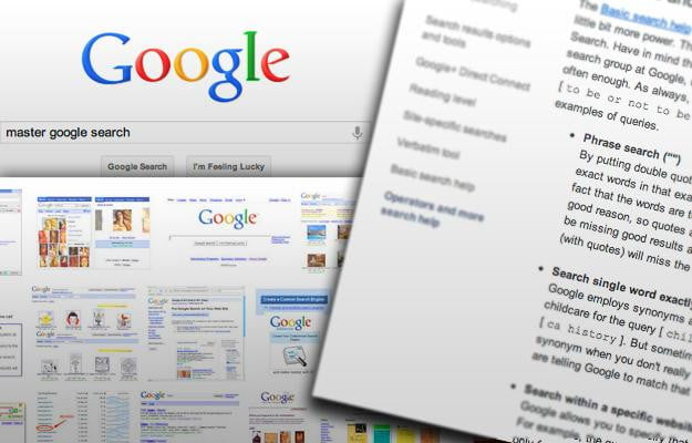 How To Master Google Search