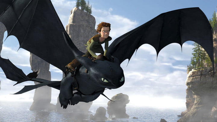 How To Train Your Dragon on Netflix