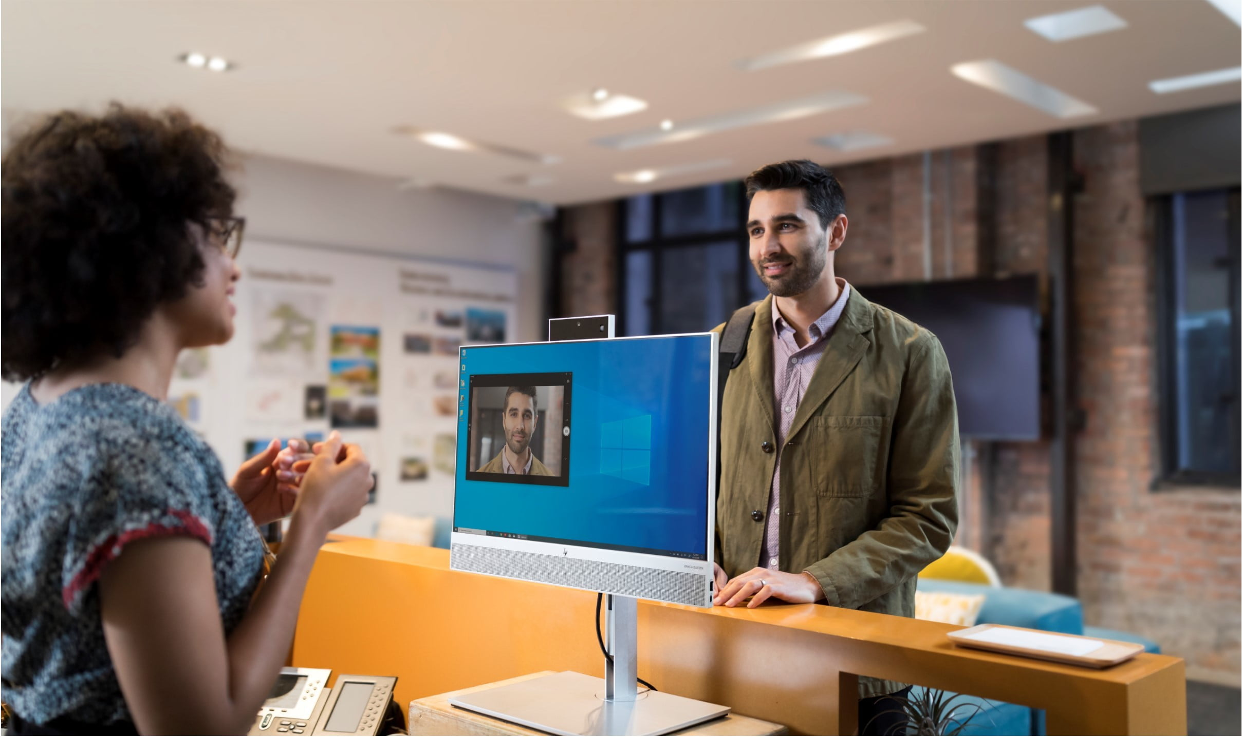 hp elitebooks monitors commercial refresh all in one