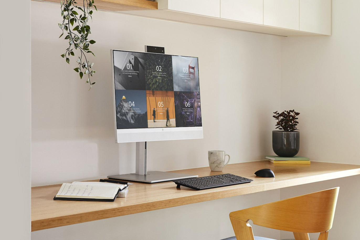 HP EliteOne 800 G8 Is Here to Challenge the New iMac   Digital Trends