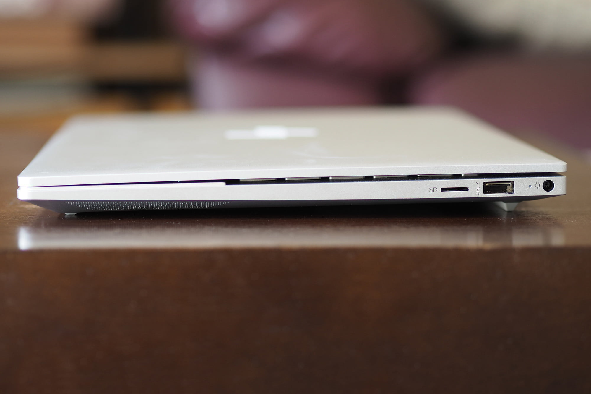 hp envy 14 2021 review side