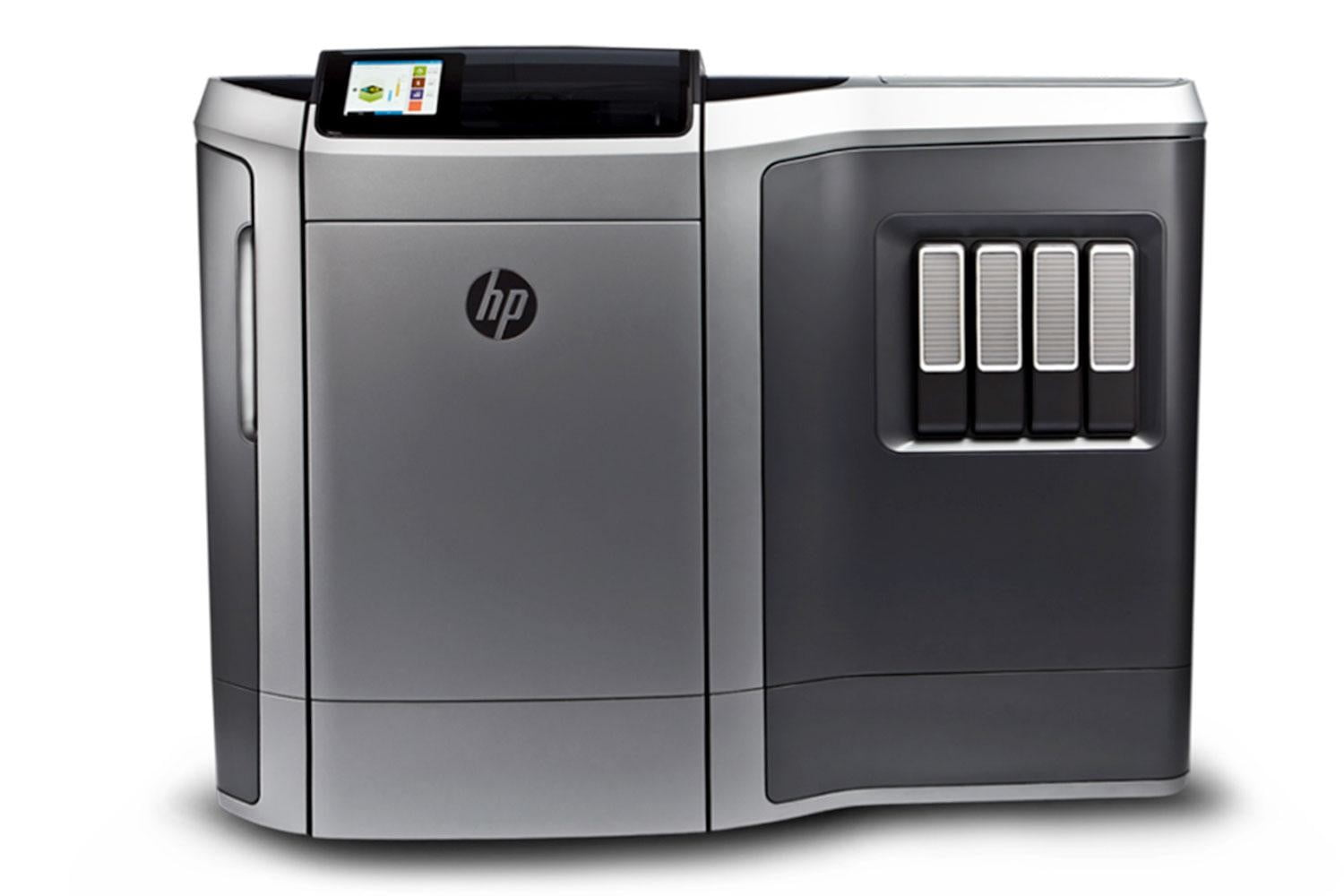 hp sprout multi jet fusion 3d ecosystem printer 1