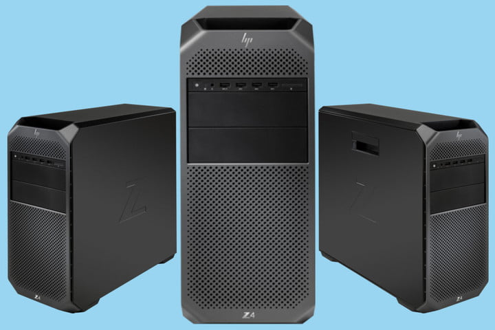 hp aims impress vr developers new z4 workstation options