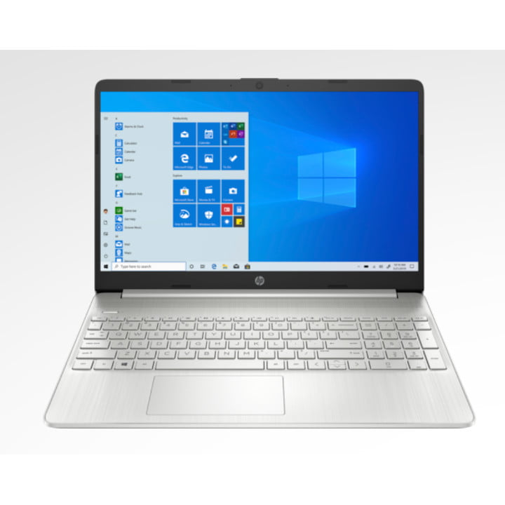 The HP 15t-dy200 laptop has a sleek build and 15.6 inch display.