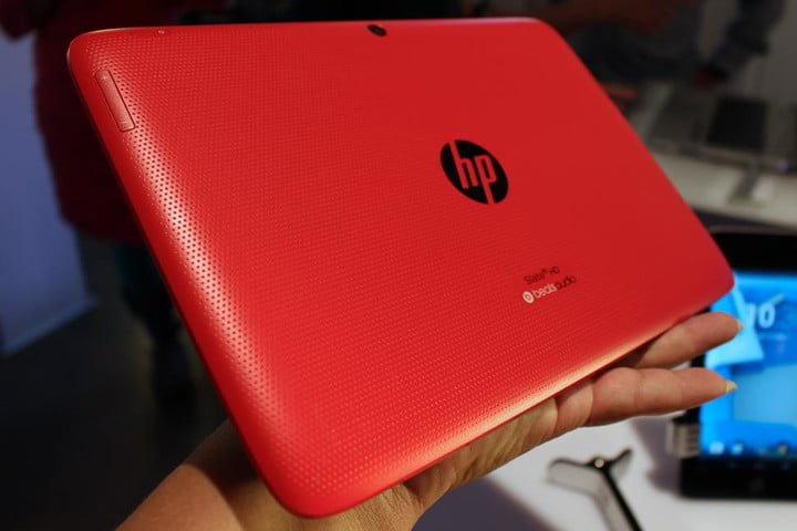 hp slate android tablets 2013 hands on hpslate10hd 05