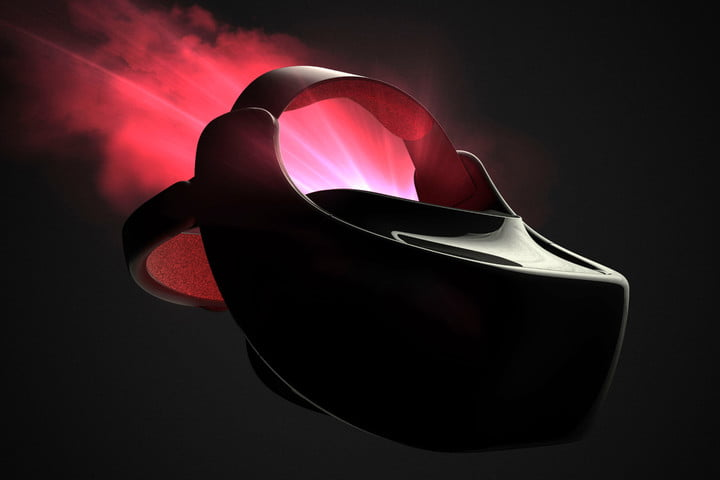 HTC stand-alone VR headset