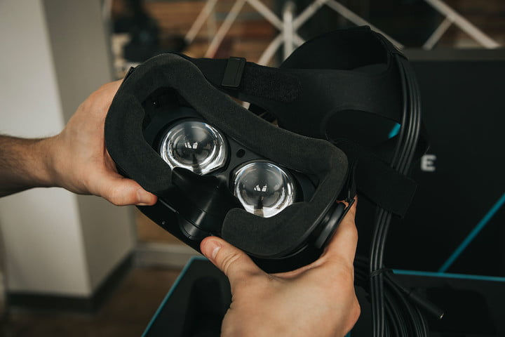 vive is ignoring the drama and gearing up to spread vr love htc box set lens