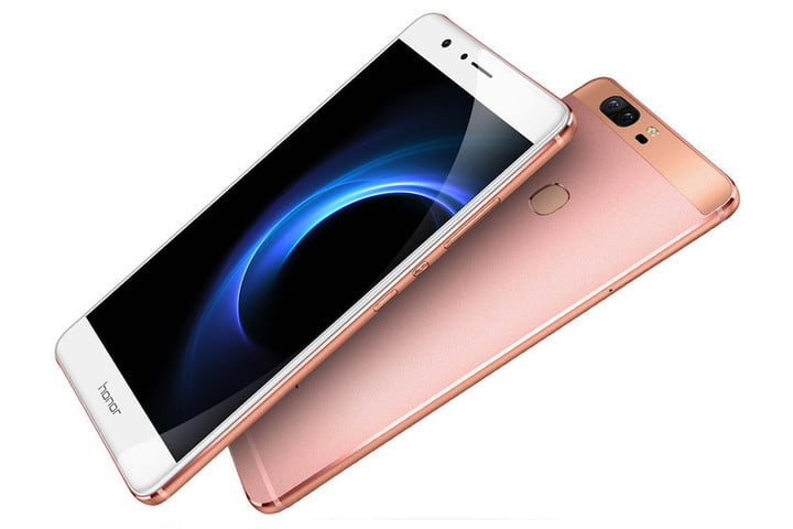 huawei honor v8 news front