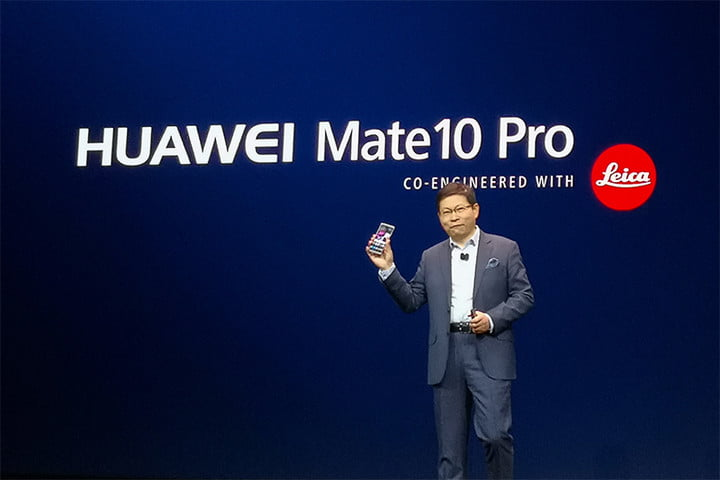 5 important ces 2018 announcements for the year ahead huawei mate 10 pro