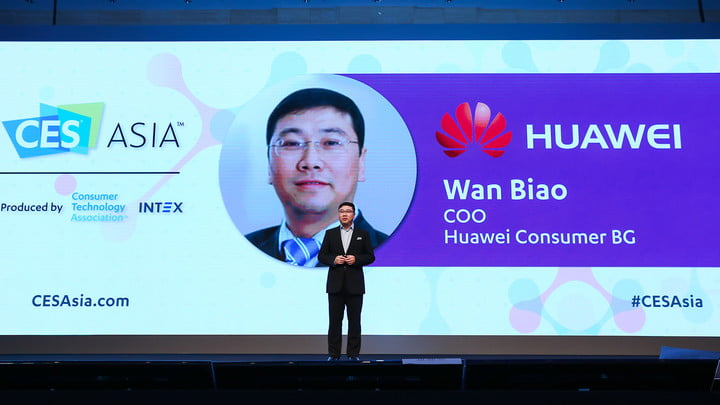 huawei sees artificial intelligence opening keynote ces asia