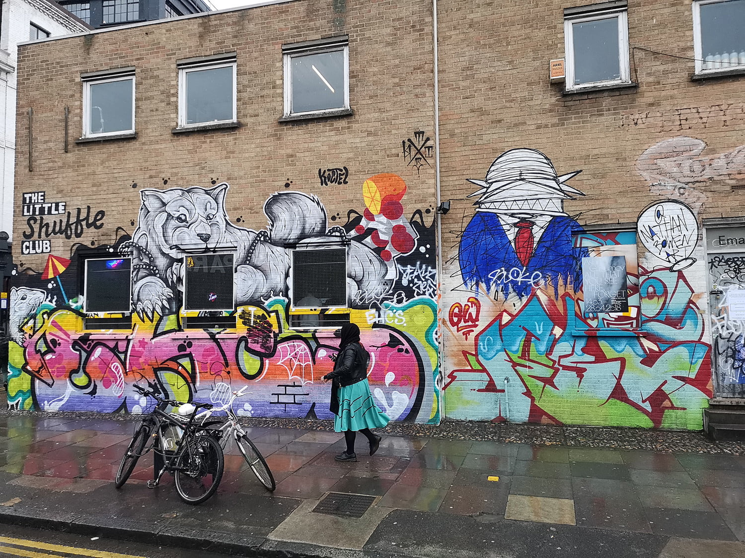 huawei p20 pro review sample photo graffiti
