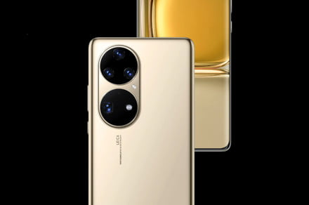 Huawei's P50 Pro launches with 200x camera zoom, but leaves out 5G