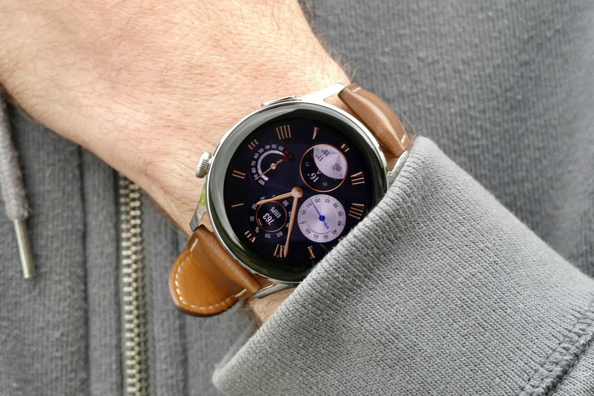 Huawei Watch 3 review: To achieve perfect Harmony, you'll need to commit to it