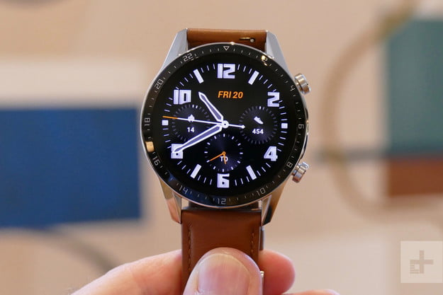 huawei watch gt2 review front