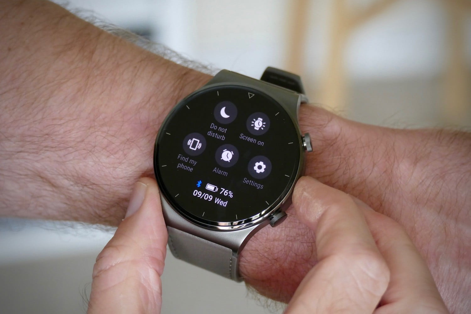 huawei watch gt2 pro hands on features price photos release date settings