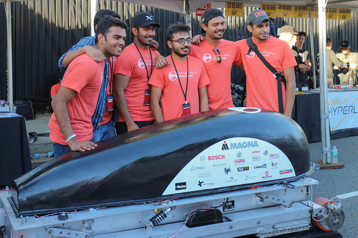 hyperloop one competition