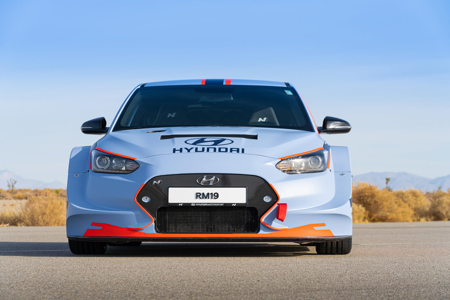 mid engined hyundai rm19 hot hatch unveiled at los angeles auto show 6