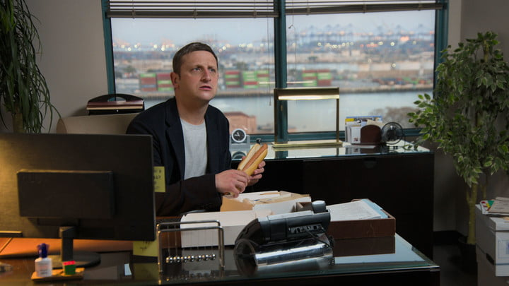 Tim Robinson in I Think You Should Leave With Tim Robinson on Netflix.