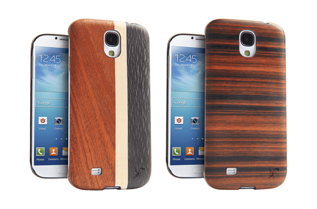 best galaxy s4 cases ifrogz natural wood case