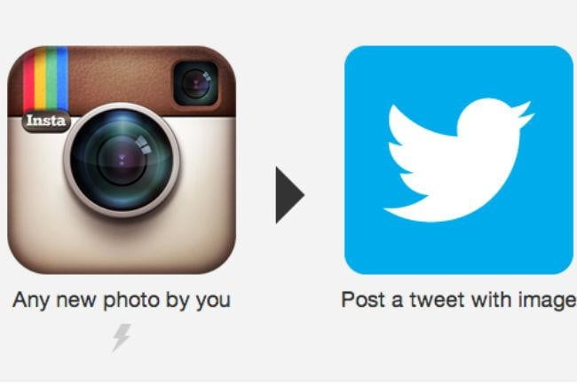 heres how you embed instagram photos on twitter ifttt twiter